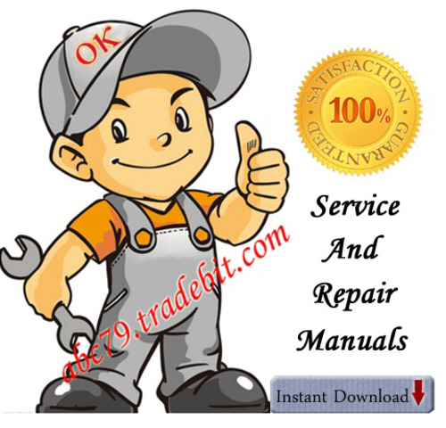 Product picture Isuzu A1-4JJ1 Industrial Diesel Engine Factory Workshop Service Repair Manual DOWNLOAD