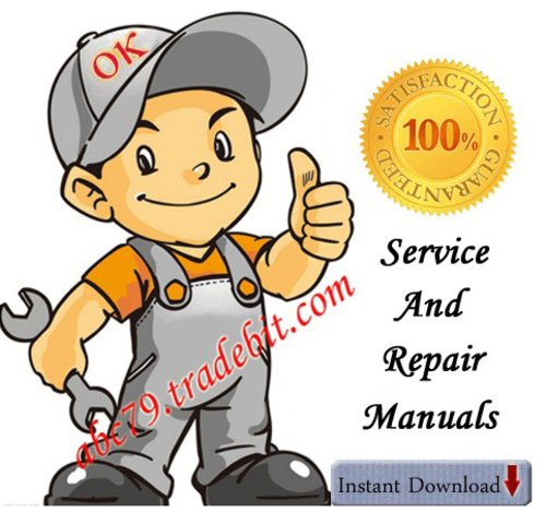 Product picture Isuzu A-4JG1 Industrial Diesel Engine Factory Workshop Service Repair Manual DOWNLOAD